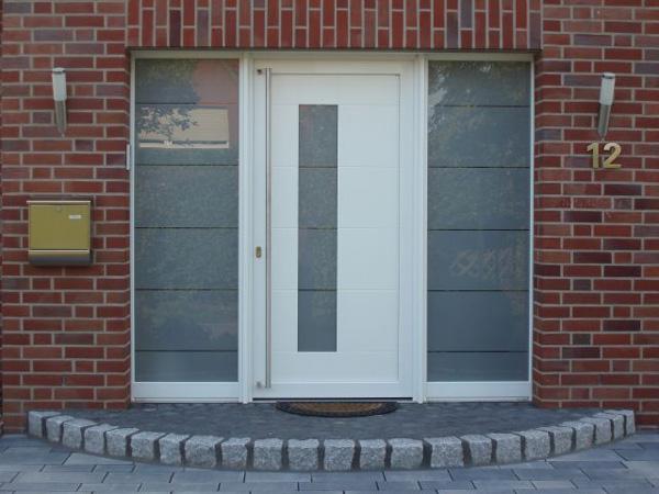 Hausturen Aus Kunststoff Tischlerei Brummert Fensterbau